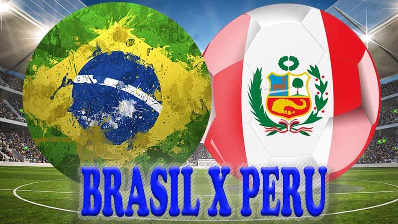 peru x brasil