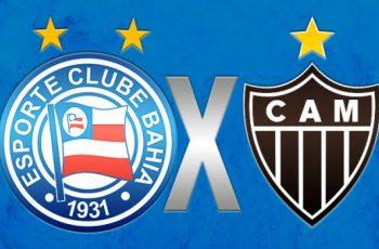 Atlético-MG x Bahia ao vivo